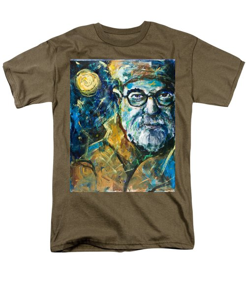 Insomnia Men's T-Shirt  (Regular Fit) by Maxim Komissarchik