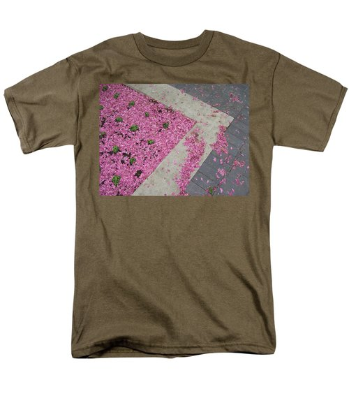 Men's T-Shirt  (Regular Fit) featuring the photograph Integrity by Mary Mikawoz