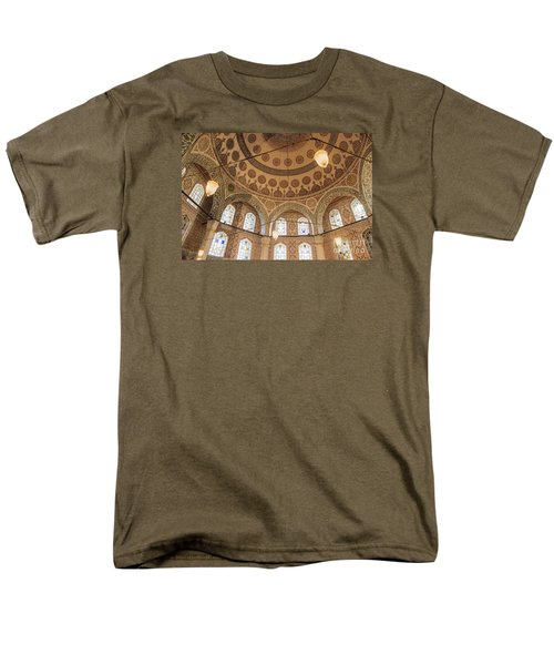 Men's T-Shirt  (Regular Fit) featuring the photograph Into The Hagia Sophia Mausoleum by Yuri Santin