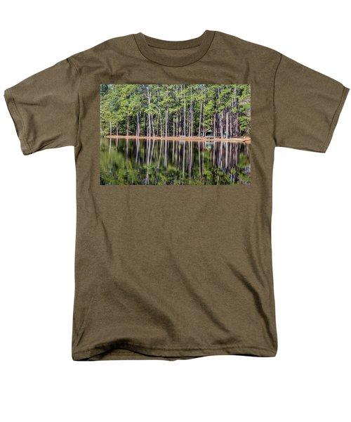 Into The Sc Woods Men's T-Shirt  (Regular Fit) by Menachem Ganon