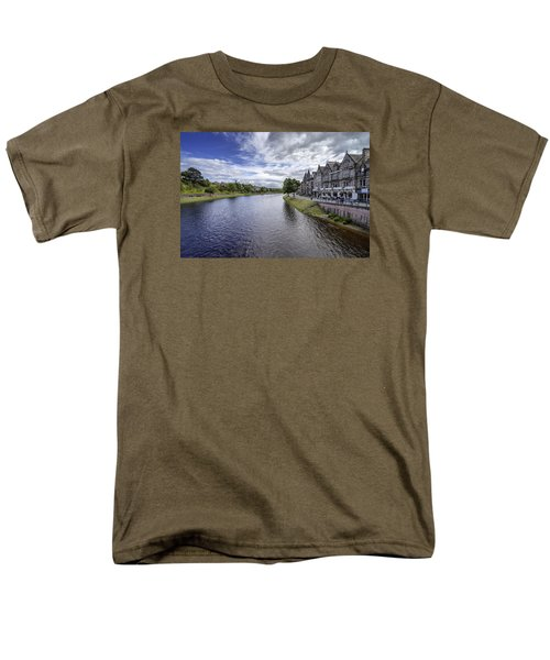 Men's T-Shirt  (Regular Fit) featuring the photograph Inverness by Jeremy Lavender Photography