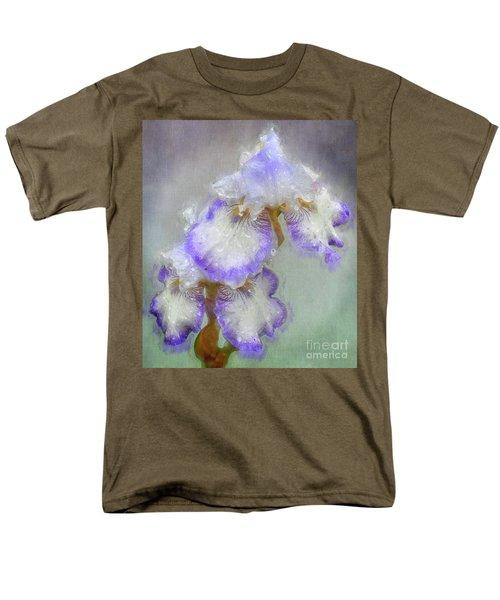 Iris After The Rain Men's T-Shirt  (Regular Fit) by Suzanne Handel