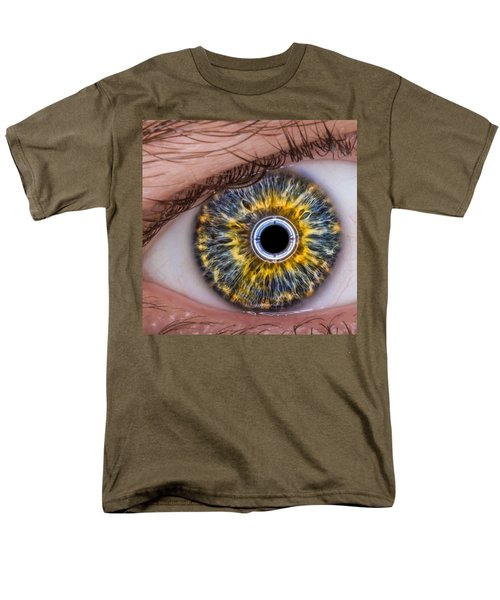 iRobot Eye v2.o Men's T-Shirt  (Regular Fit) by TC Morgan