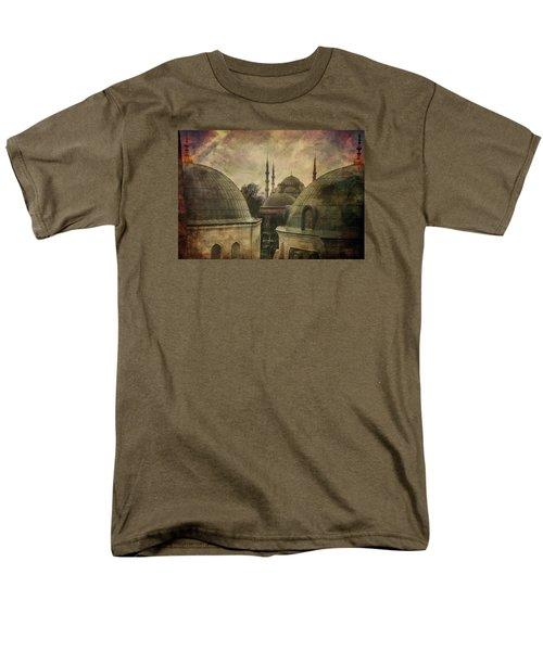 Istambul Mood Men's T-Shirt  (Regular Fit)