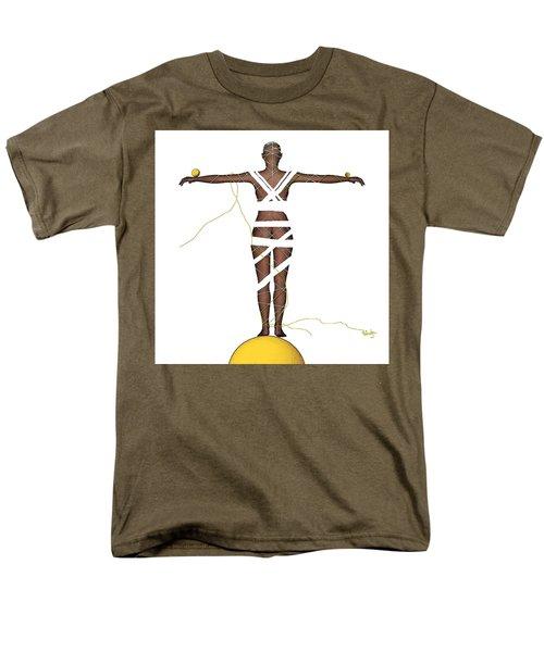 It's All In Your Head Men's T-Shirt  (Regular Fit)