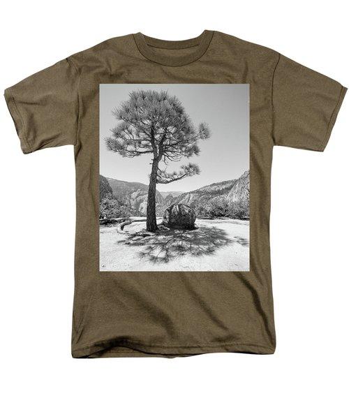It's Between Them Men's T-Shirt  (Regular Fit) by Ryan Weddle