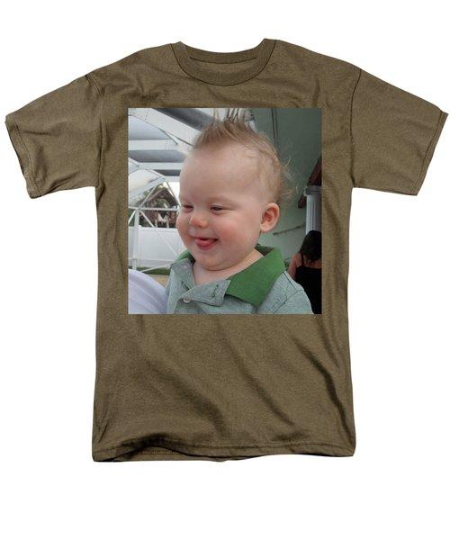 I've Got A Secret Men's T-Shirt  (Regular Fit) by Val Oconnor
