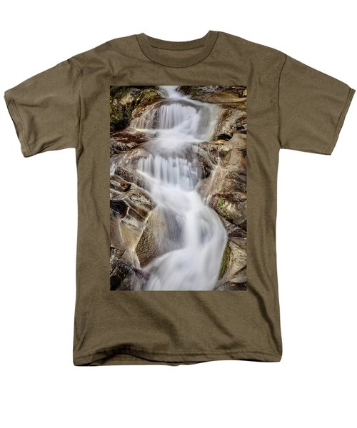 Men's T-Shirt  (Regular Fit) featuring the photograph Ivory And Bronze  by Az Jackson