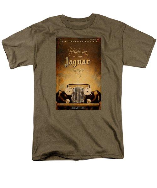 J A G Men's T-Shirt  (Regular Fit)