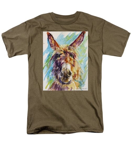 Men's T-Shirt  (Regular Fit) featuring the painting Jack by P Maure Bausch
