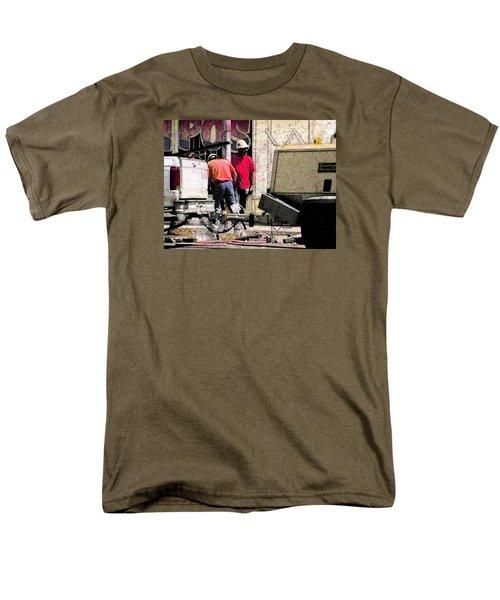 Jackhammer Men's T-Shirt  (Regular Fit)