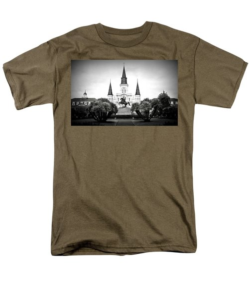 Jackson Square 2 Men's T-Shirt  (Regular Fit) by Perry Webster