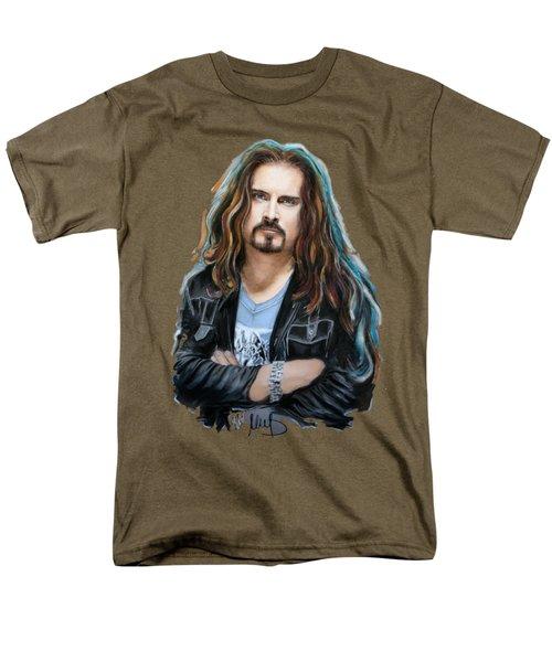 James Labrie Men's T-Shirt  (Regular Fit)