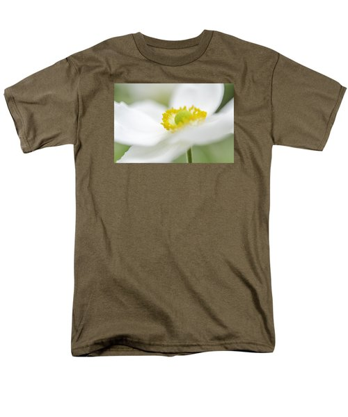 Japanese Anemone Men's T-Shirt  (Regular Fit) by Mary Angelini