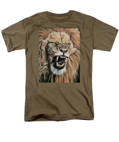 Jealous Roar Men's T-Shirt  (Regular Fit) by Nathan Rhoads