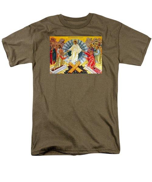 Jesus Bliss Men's T-Shirt  (Regular Fit) by Munir Alawi