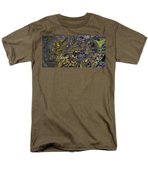 Jingle Pete Men's T-Shirt  (Regular Fit) by Steve Sperry