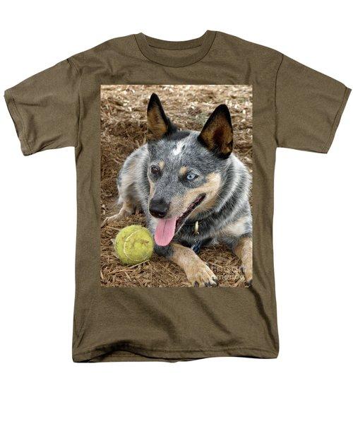 Josie Men's T-Shirt  (Regular Fit) by Lainie Wrightson