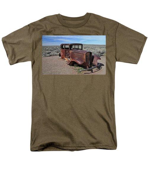Journey's End Men's T-Shirt  (Regular Fit) by Gary Kaylor