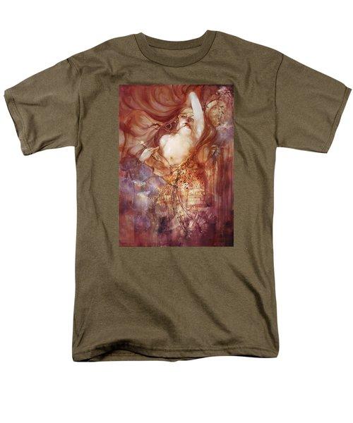 Judith V2 Men's T-Shirt  (Regular Fit) by Te Hu