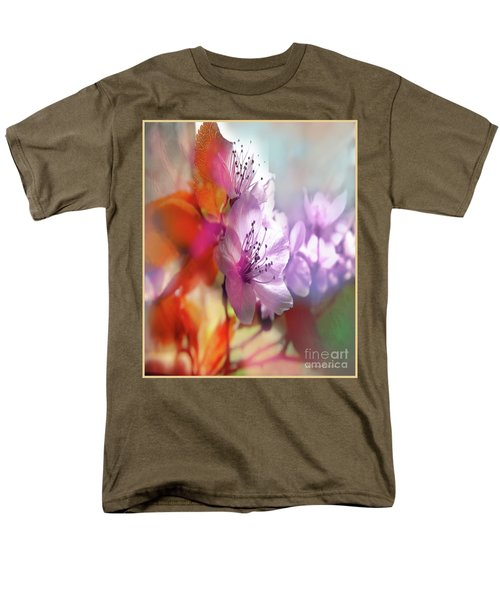 Juego Floral Men's T-Shirt  (Regular Fit) by Alfonso Garcia