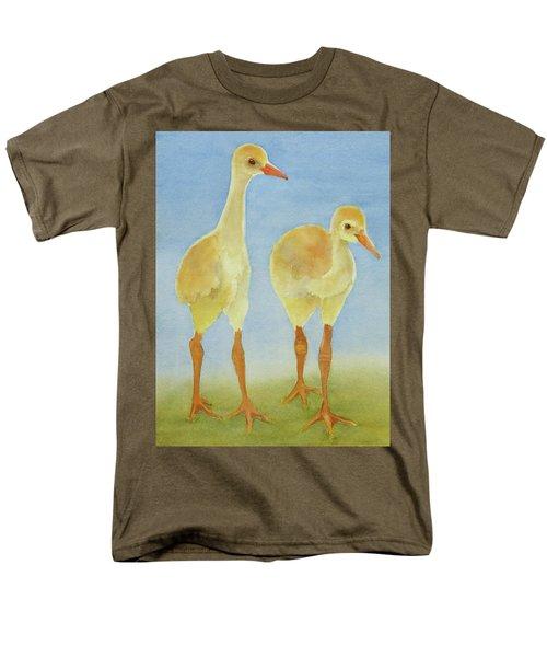 Junior Birdmen Men's T-Shirt  (Regular Fit) by Judy Mercer