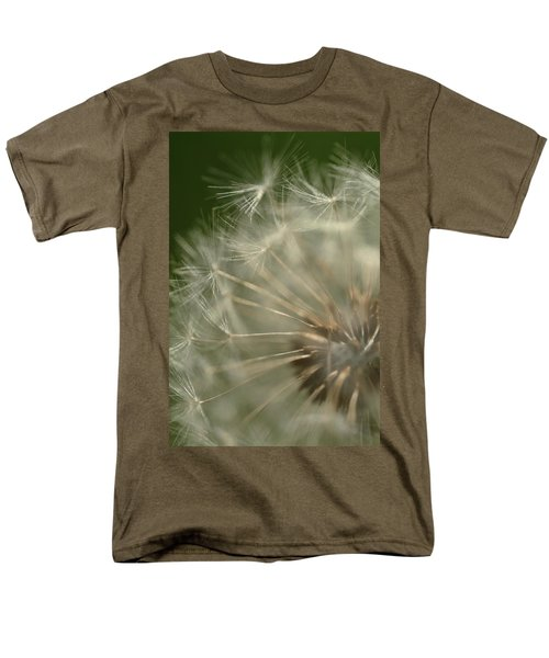 Just A Weed Men's T-Shirt  (Regular Fit) by Michael McGowan