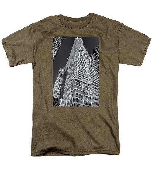 Just Another Skyscraper 2 Men's T-Shirt  (Regular Fit) by Sabine Edrissi