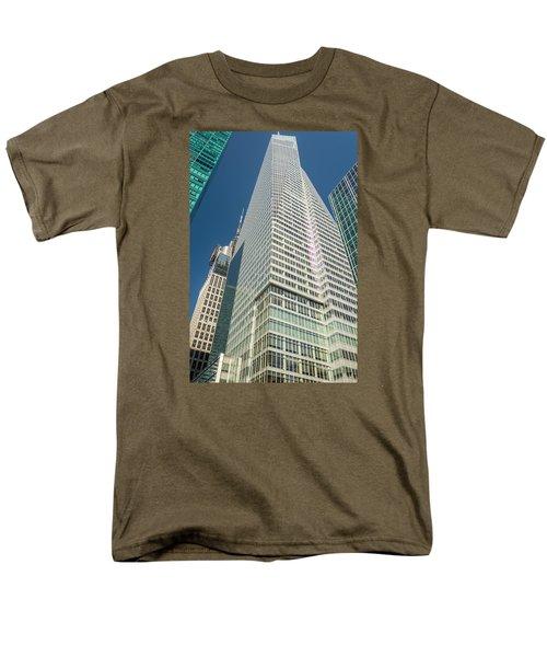 Just Another Skyscraper Men's T-Shirt  (Regular Fit) by Sabine Edrissi