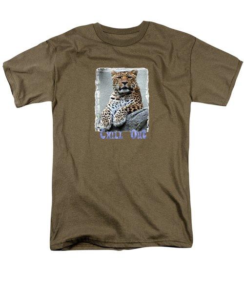 Just Chillin' Men's T-Shirt  (Regular Fit) by DJ Florek