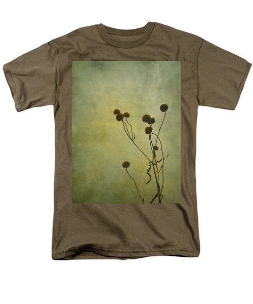 Just Weeds . . . Men's T-Shirt  (Regular Fit) by Judi Bagwell