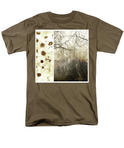 Juxtae #17 Men's T-Shirt  (Regular Fit) by Joan Ladendorf