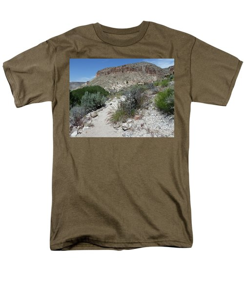 Kershaw-ryan State Park Men's T-Shirt  (Regular Fit) by Joel Deutsch