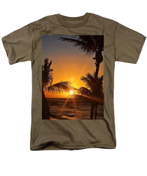 Key Art Men's T-Shirt  (Regular Fit)