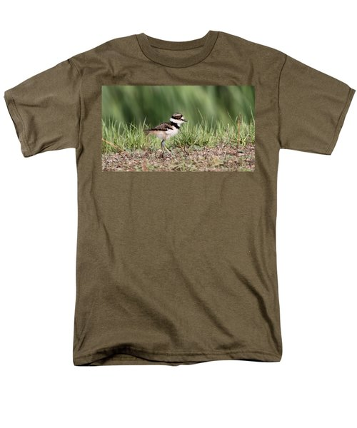 Killdeer - 24 Hours Old Men's T-Shirt  (Regular Fit) by Travis Truelove