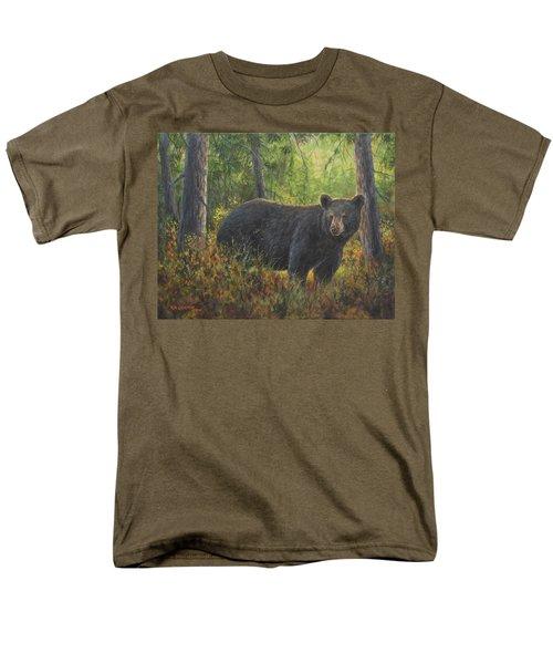 King Of His Domain Men's T-Shirt  (Regular Fit) by Kim Lockman