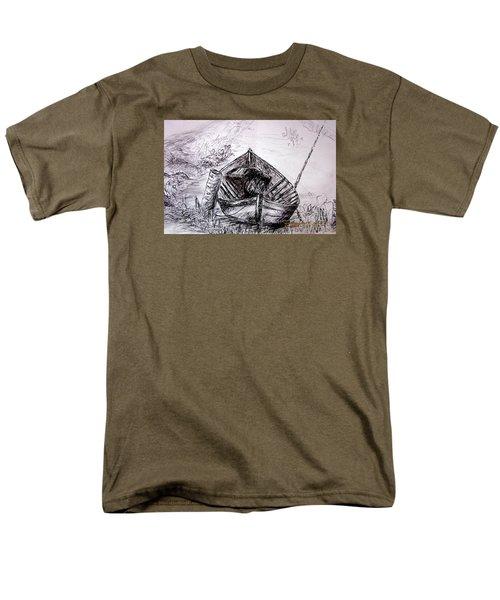 Men's T-Shirt  (Regular Fit) featuring the drawing Klotok  by Jason Sentuf