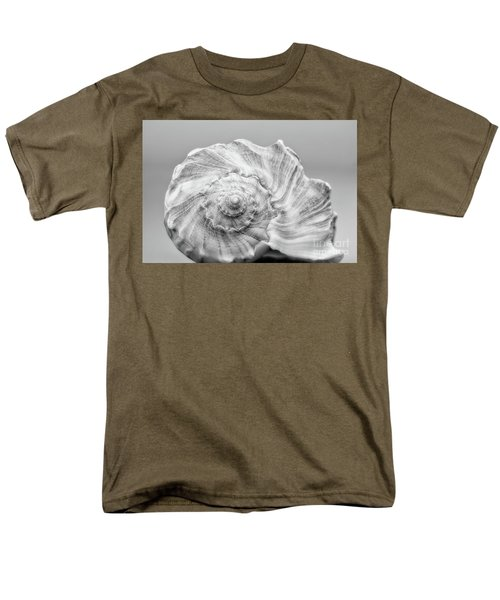 Men's T-Shirt  (Regular Fit) featuring the photograph Knobbed Whelk by Benanne Stiens