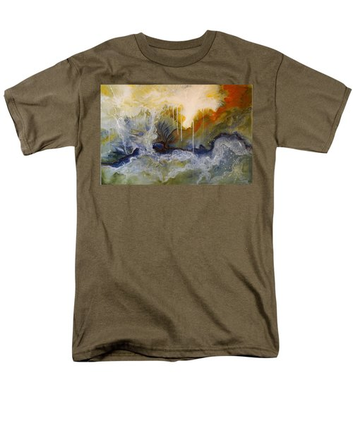 Knowing Men's T-Shirt  (Regular Fit) by Theresa Marie Johnson