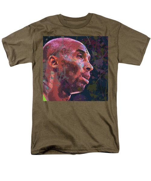 Men's T-Shirt  (Regular Fit) featuring the painting Kobe by Richard Day