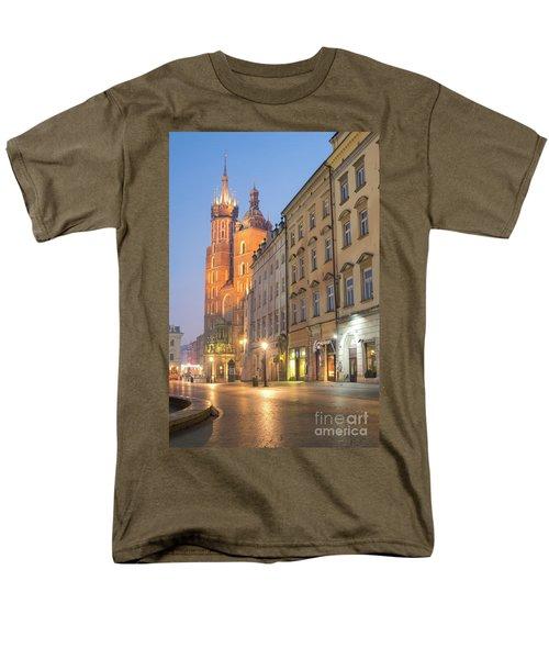 Men's T-Shirt  (Regular Fit) featuring the photograph Krakow by Juli Scalzi