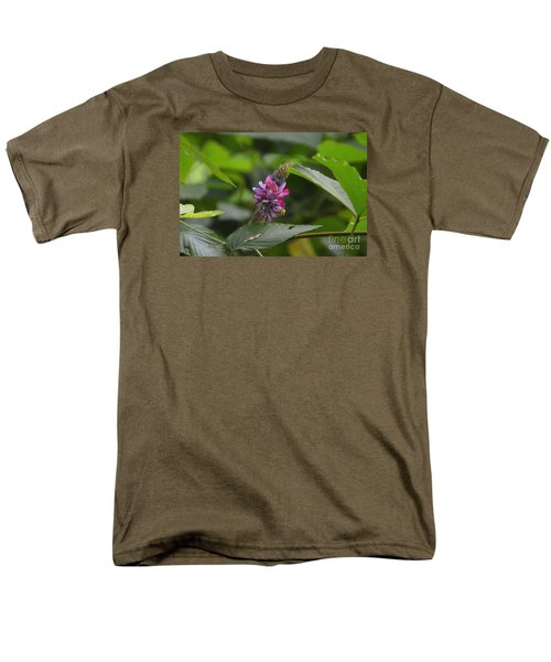 Kudzu Men's T-Shirt  (Regular Fit) by Lew Davis