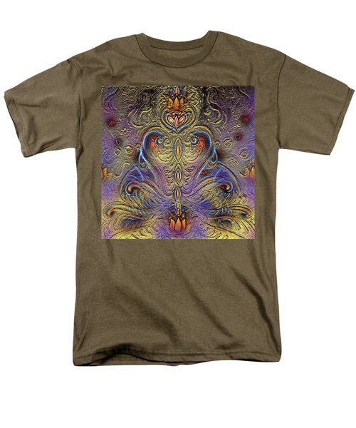 Kundalini  Men's T-Shirt  (Regular Fit)