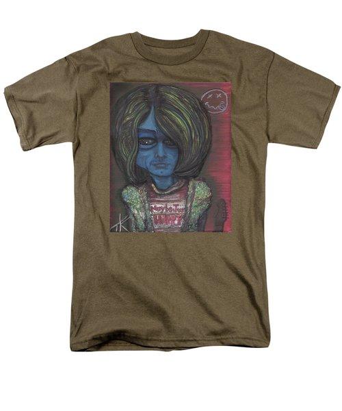 Kurt Cobalien Men's T-Shirt  (Regular Fit)