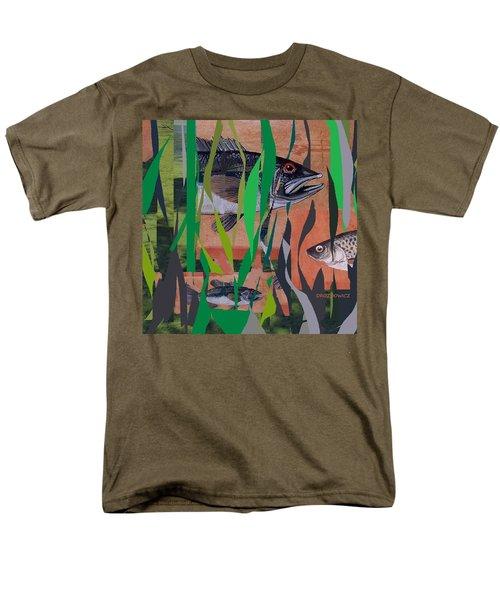 Lake Habitat Men's T-Shirt  (Regular Fit)