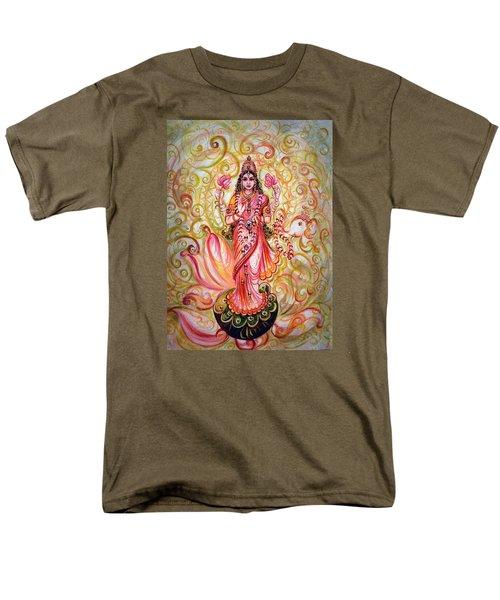 Lakshmi Darshanam Men's T-Shirt  (Regular Fit)
