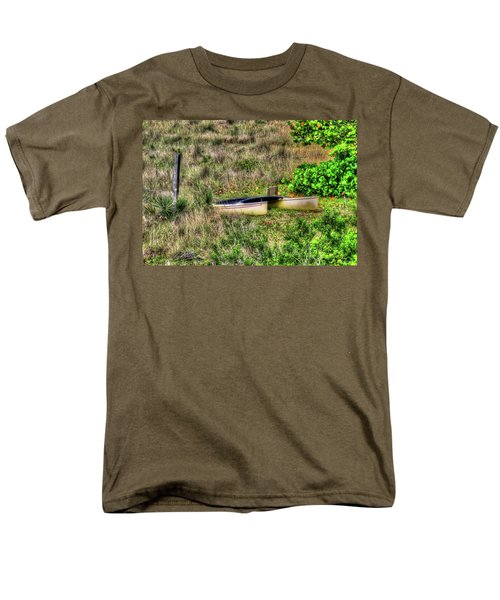 Men's T-Shirt  (Regular Fit) featuring the photograph Land Locked by Tom Prendergast