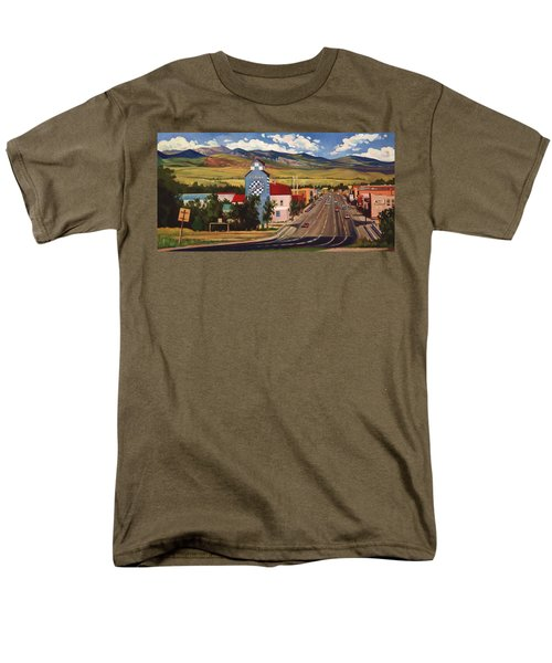 Lander 2000 Men's T-Shirt  (Regular Fit) by Art West