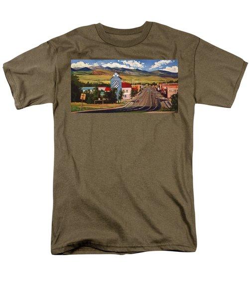 Lander 2000 Men's T-Shirt  (Regular Fit)