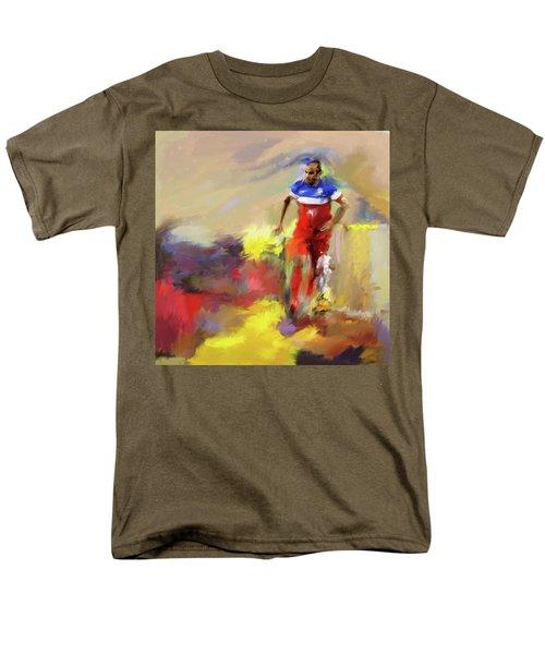 Landon Donovan 545 1 Men's T-Shirt  (Regular Fit) by Mawra Tahreem